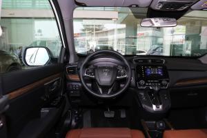 CR-V驾驶位区域