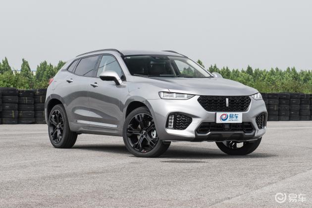 WEY将推4款新车 首款插电式混动SUV P8 2018年初上市