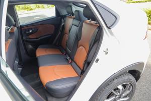U5 SUV后排座椅