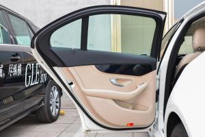 C级2017款 奔驰C 180 L 运动动感型