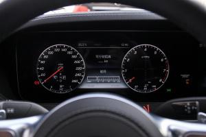 奔驰S级仪表盘图片