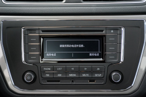 朗逸2018款 大众朗逸 1.6L 自动舒适版