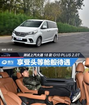 大通G10测大通18款G10 PLUS 2.0T图片