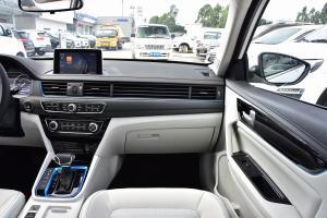 景逸S50 EV副驾驶位区域