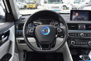 景逸S50 EV方向盘