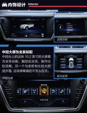 X7试驾陆风X7 劲越版 1.5T