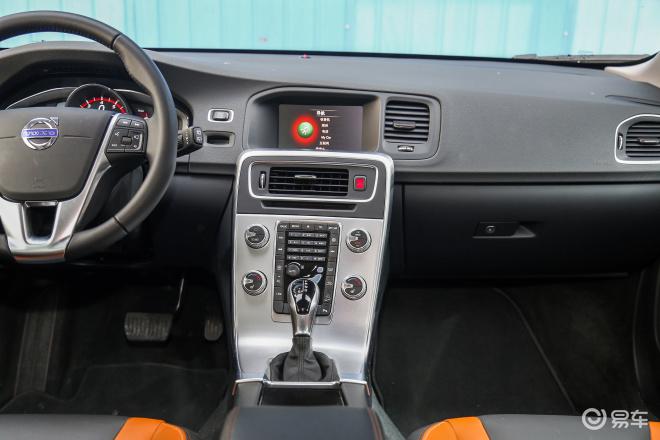 沃尔沃V60V60中控台整体