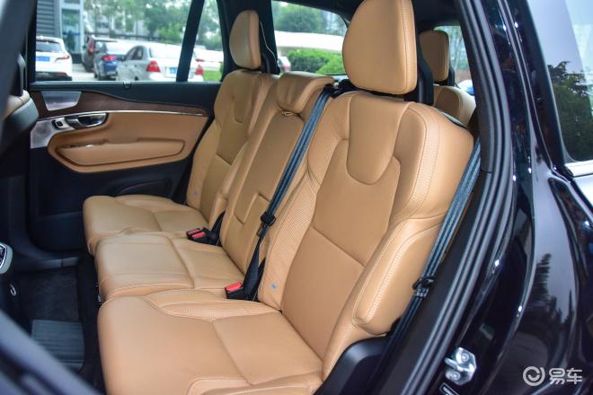 沃尔沃XC90 插电混动沃尔沃XC90 插电混动后排座椅