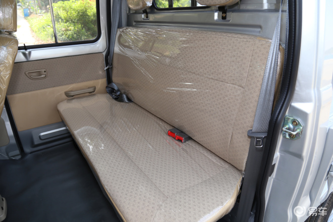 金杯T22T22后排座椅