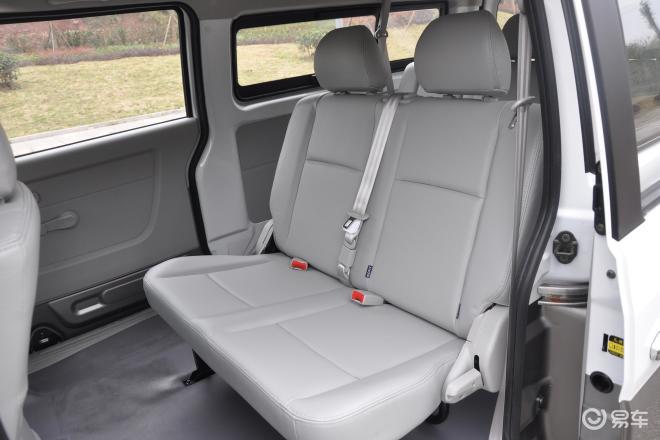 金杯海狮X30L海狮X30L后排座椅