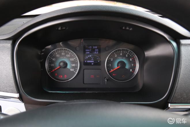 金杯海狮X30L海狮X30L仪表盘