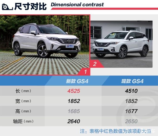 传祺GS4抢先试驾新款广汽传祺GS4 颜值提升品质升级
