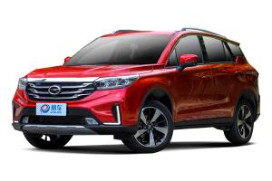 广汽传祺GS4 2017款 235T 手自一体 两驱 豪华智联版