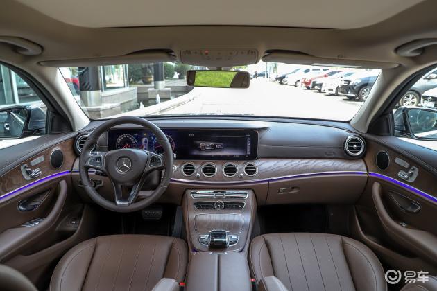 奔驰新E级长轴版上市 售价43.58-62.98万元