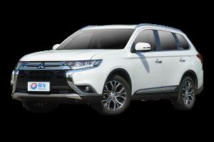 三菱欧蓝德 2018款 2.0L CVT 两驱 荣耀版 5座