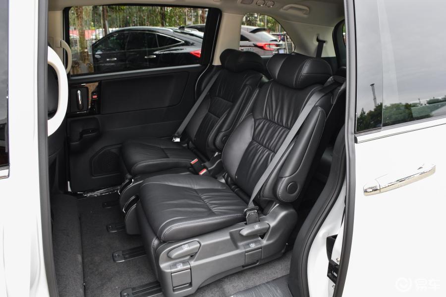 【奥德赛2018款2.4LCVT智享版汽车座椅后排哈弗h5拉货最多能拉多少公斤图片