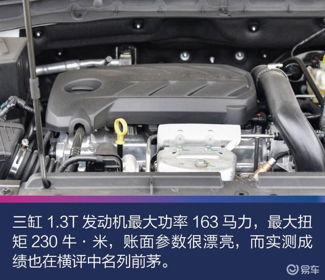 最强三缸大比拼之:2018款 荣威RX3 18T自动版