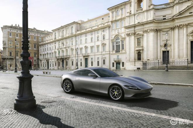 【全款买新车】【Roma】上新法拉利Roma报价图片参数全信网在线买新车