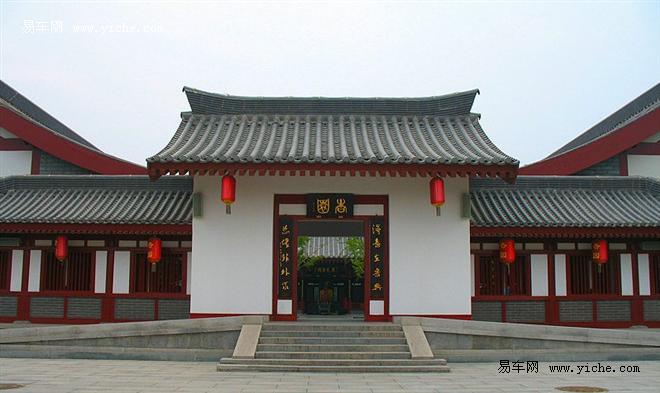 一起体验唐朝皇宫的雄伟庄严