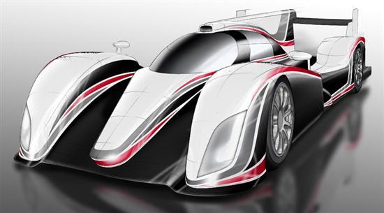 丰田混合动力赛车将征战2012年勒芒