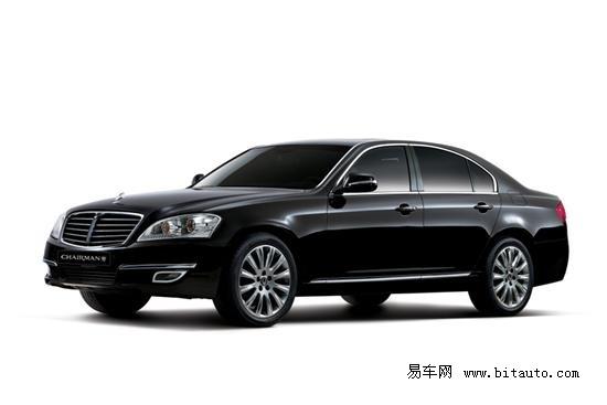 双龙Chairman W将进口 首发2011广州车展