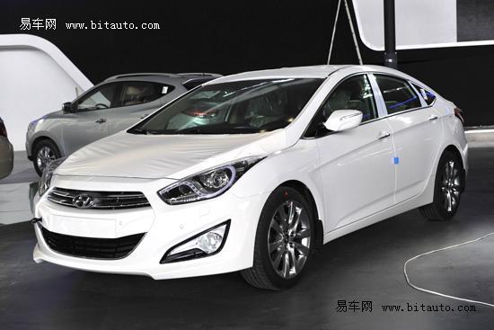 新动力是看点 2012进口现代将推四款新车
