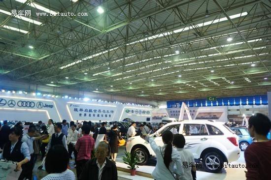 桂林五一春季房车节今日正式开幕