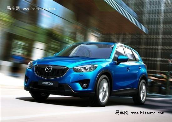 夏季正式上市 马自达CX-5北京车展发布