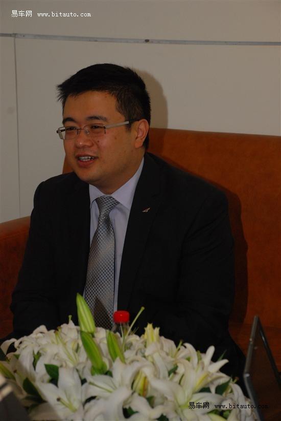 易车专访宾利中国高级业务经理 沈琪先生