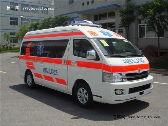 大海狮救护车_