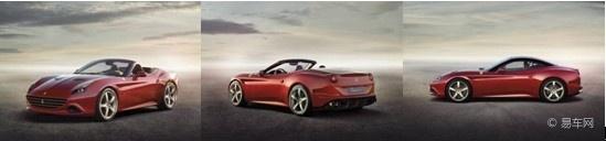 法拉利CaliforniaT 日内瓦车展全球首发