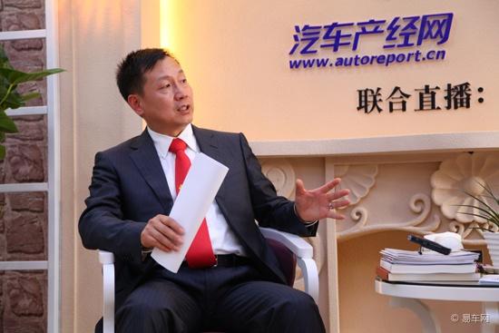李宏鹏:全新C级长轴版今年下半年上市