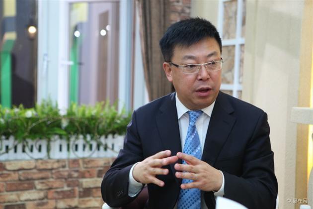 陈旭:长安福特将延续高速增长态势