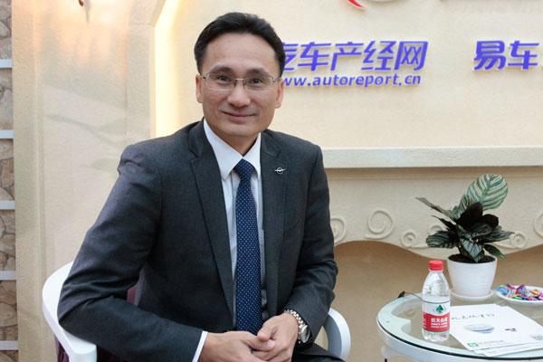 符润东:海马汽车已进入自主2.0+时代