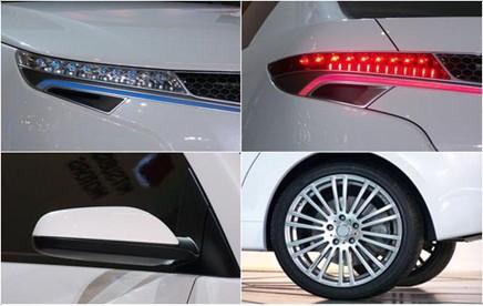 东南汽车最新产品 V5车型 年底上市高清图片