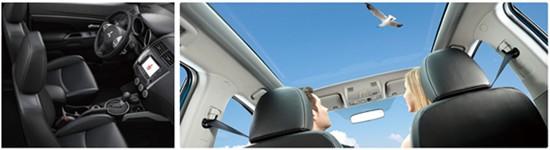 风光370驾驶座配件结构图