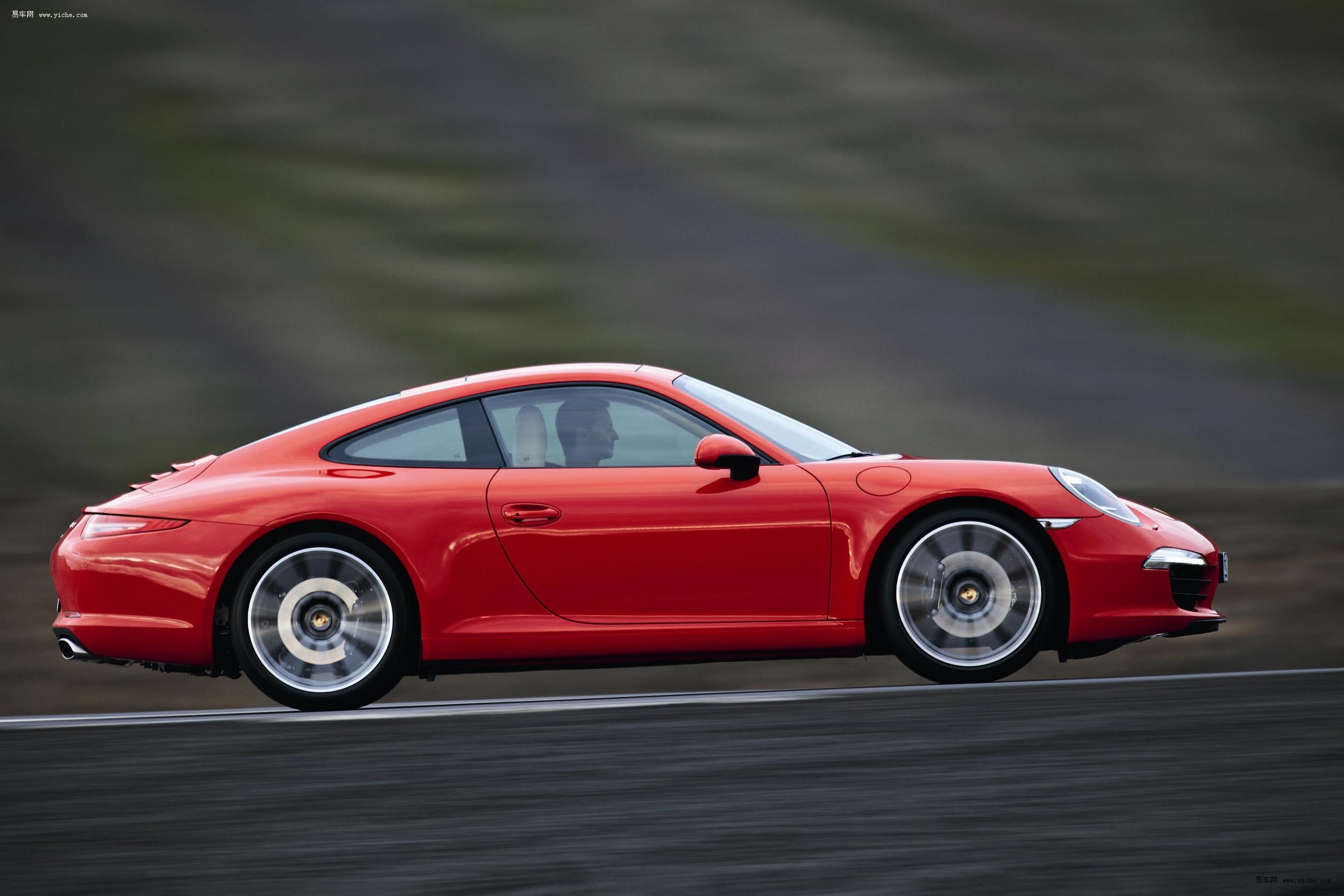 新款保时捷911carrera传统与现代的碰撞高清图片