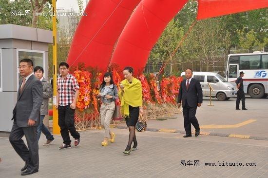 天津港保税区国际汽车城扩建竣工高清图片