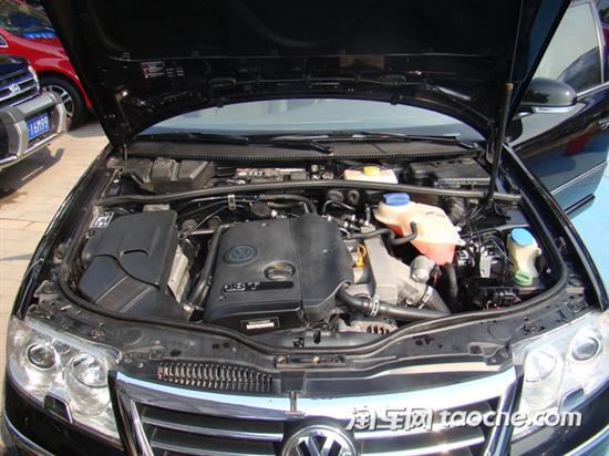 二手车 2007款帕萨特领驭1.8t售12.98万 高清图片