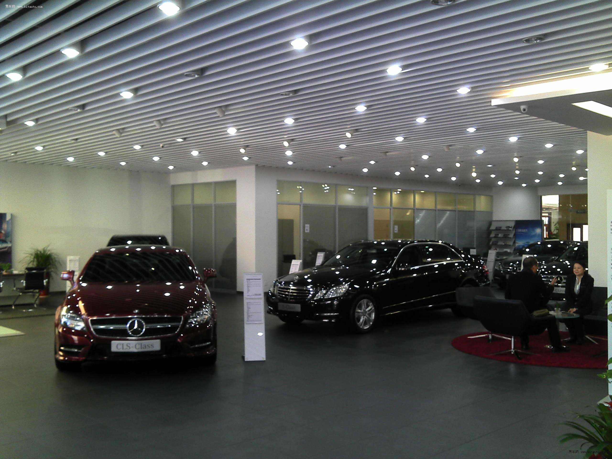 梅州骏荣:梅赛德斯-奔驰4s店开业