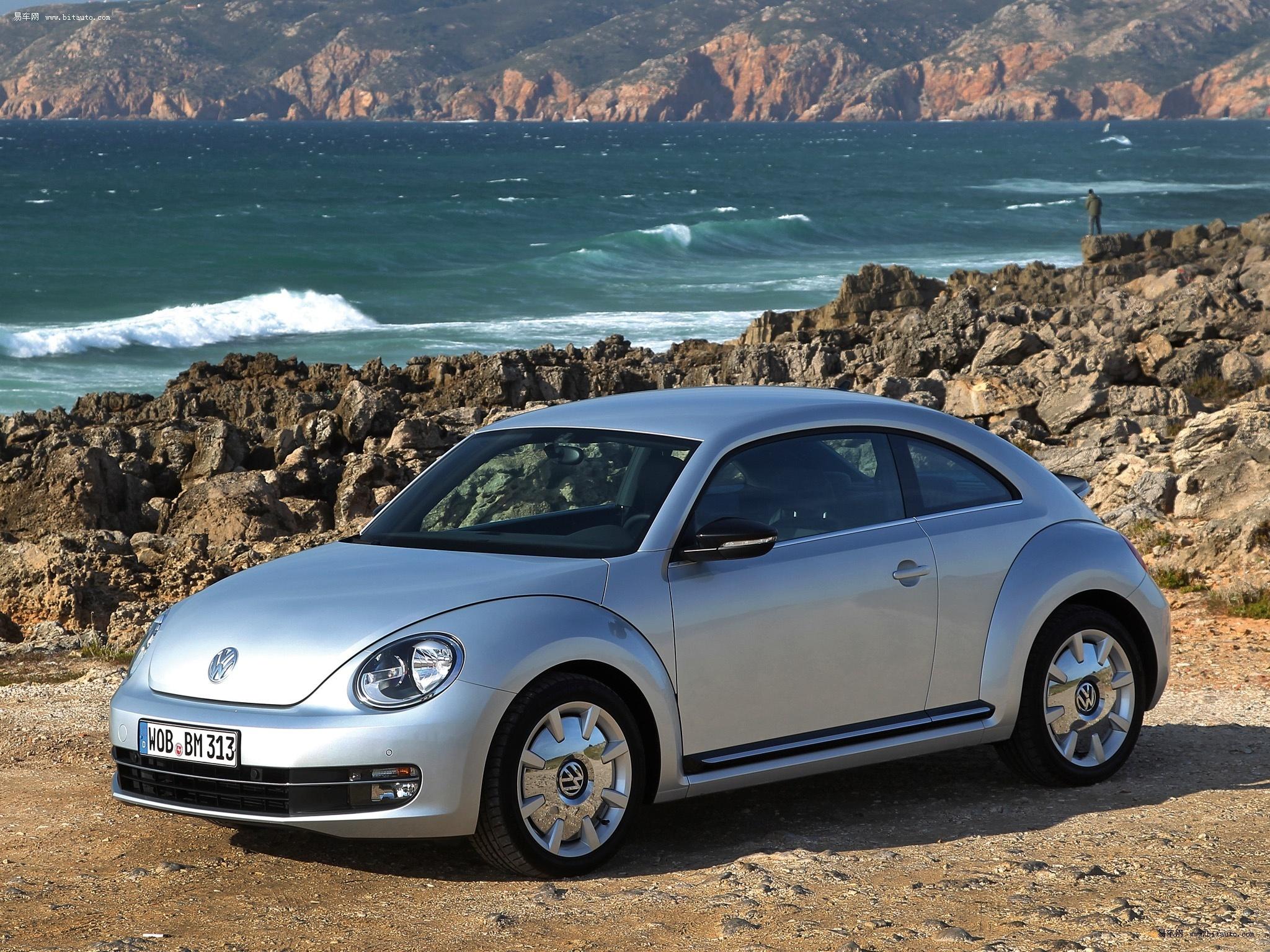 【大众汽车第三代甲壳虫】-比比谁更有文化 大众甲壳虫对比MINI高清图片