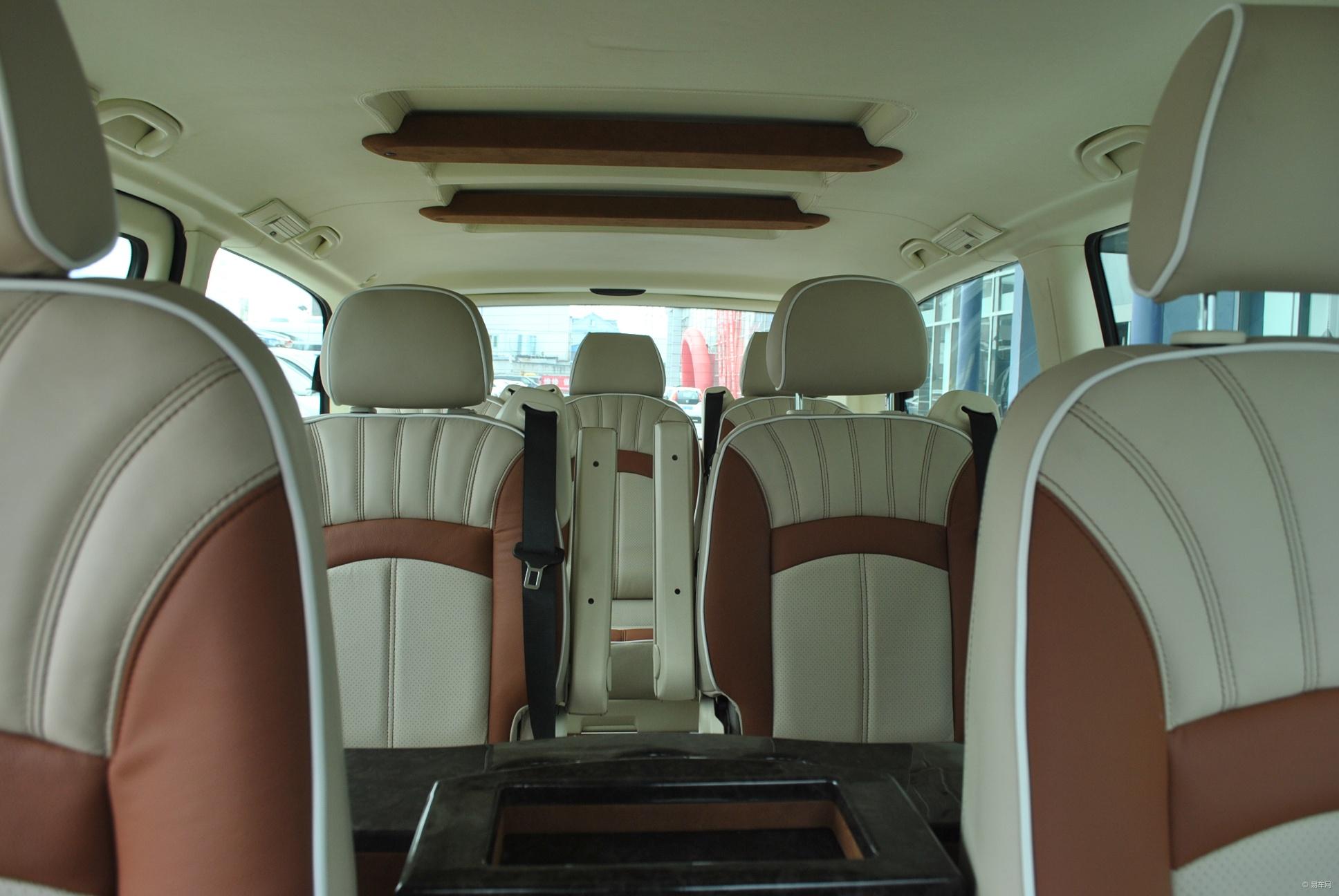 奔驰威霆商务车改装,个性定制改装 奔驰威霆豪华版 威霆6座