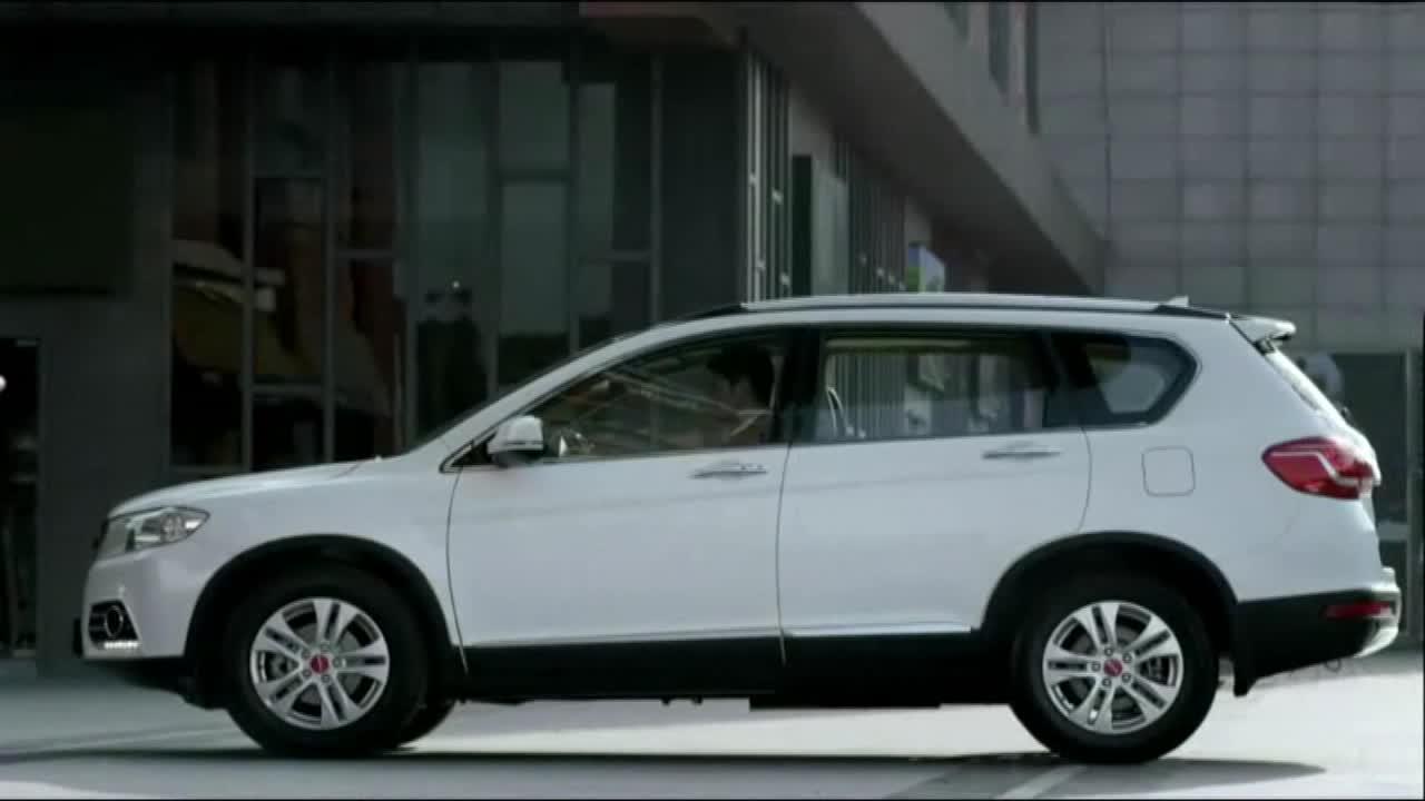 长城哈弗H6运动版 车型配置详细解析
