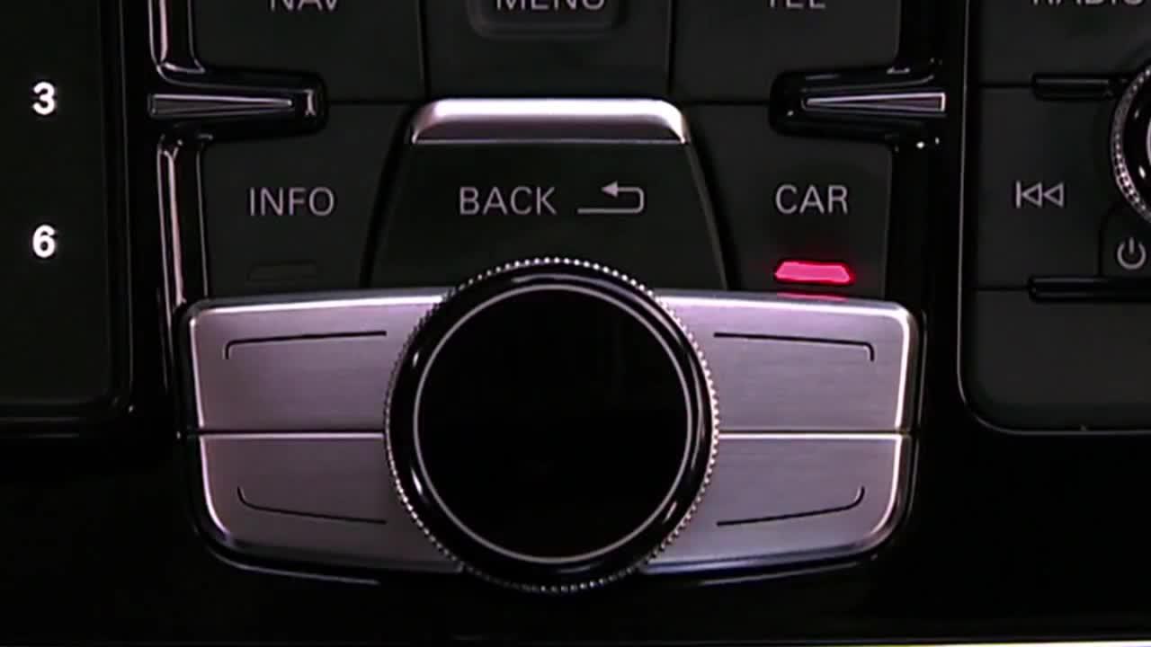 用车指南 奥迪HomeLink远程控制系统