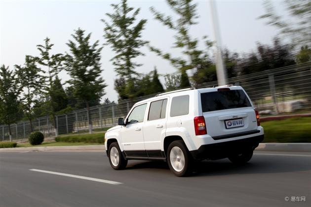 打破传统印象 Jeep自由客油耗测试 -伊势威丰图置