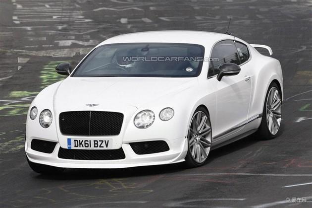 宾利计划推欧陆GT高性能版 6月底发布