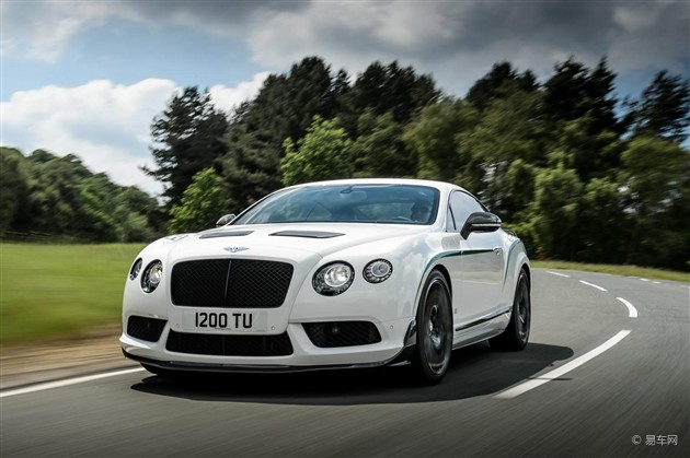 宾利将推出欧陆GT3-R特别版 限量发售99台