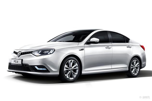 改款MG 6将于2014年底上市 外观细节调整