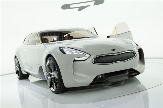 起亚GT概念车将量产 或2016年推出