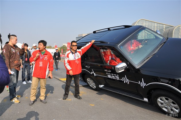 三菱SUV驾赏会杭州站圆满落幕 体验巅峰高清图片